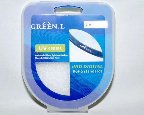 Filtro Green L Uv 52mm