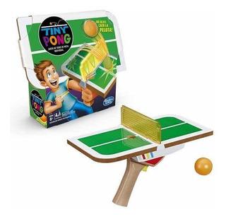 Tiny Pong Juego De Tenis De Mesa Individual