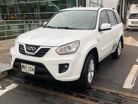Camioneta Chery Tiggo Placa Blanca 1600 Cc