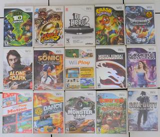 Juegos De Nintendo Wii / Wiiu Diversos
