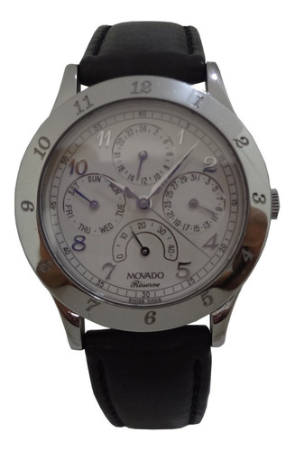Relógio Movado Tempomatic 84-d3-0880