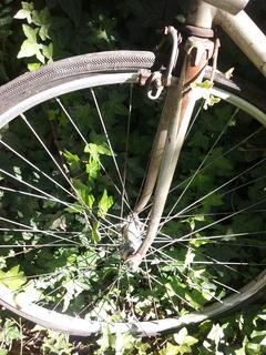 Bicicleta Antigua D Carrera