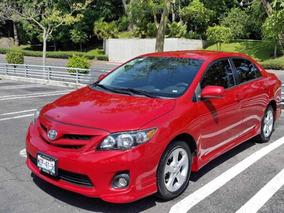 Toyota Corolla Xrs At 2013