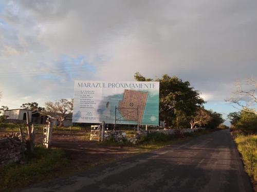 Imagen 1 de 13 de Venta Terreno De Inversion Dzidzantun Playa Santa Clara