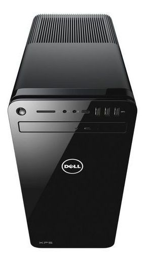 Microcomputador Dell Xps 8930 I5-9400| 8gb Ddr4| Hd 1tb| Dvd