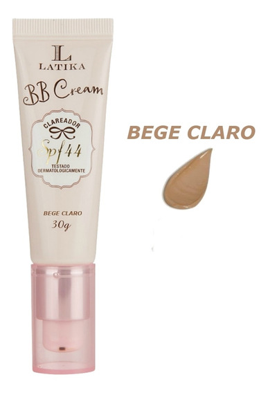 Latika Bb Cream Clareador Fps 44 30g