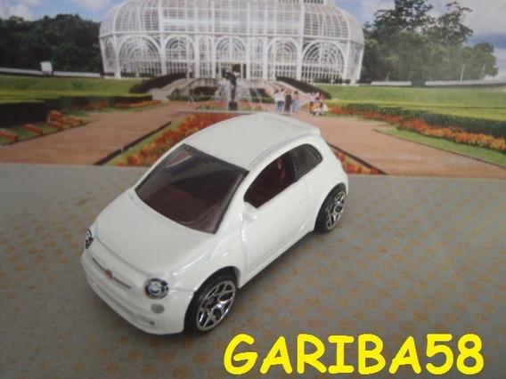 R$18 No Lote Hot Wheels Fiat 500 Cinquecento 2014 W Gariba58