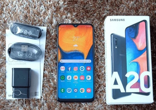 Samsung Galaxy A20 Nuevos De Paquete + 2 Meses De Garantía