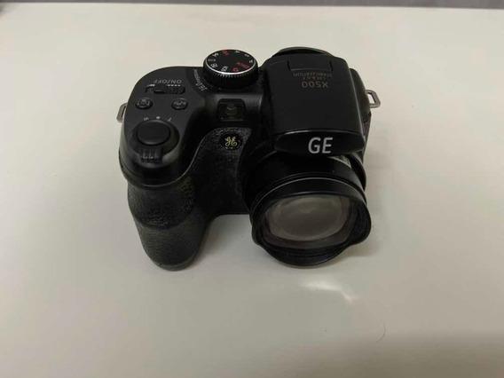 Maquina Fotografica Semiprofissional Ge X500