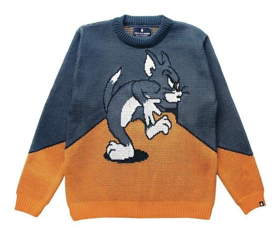 Sweater Tom Y Jerry Oficial Sin Genero This Is Feliz Navidad