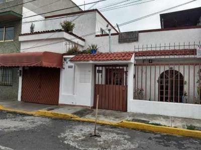 Casa En Renta En Nueva Vallejo, Gustavo A. Madero, Cdmx
