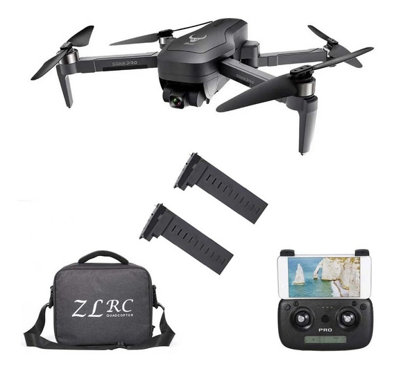 Drone Zlrc Sg906 Pro - Gimbal, Câmera 4k Ultra Hd, 1,2 Km D.