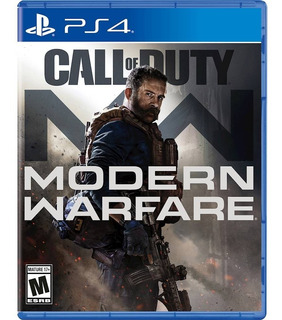 Juego Ps4 Call Of Duty Modern Warfare Ps4 / Makkax
