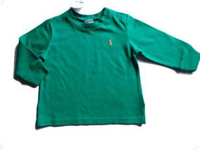 Camiseta Polo Ralph Lauren Bebe Menino Kids Original Cores