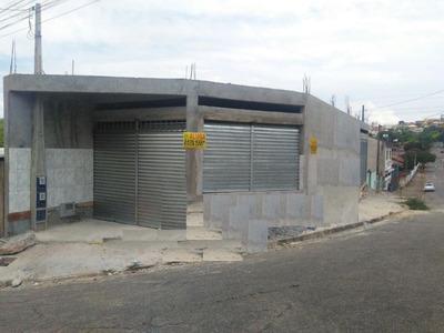 Salão Comercial Para Locação, Parque Rodrigo Barreto, Arujá. - Sl0013