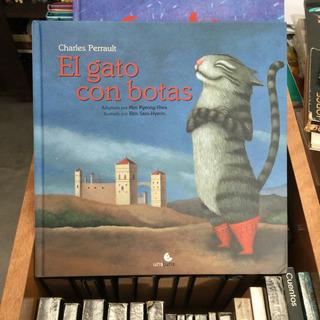 El Gato Con Botas - Charles Perrault - Editorial Una Luna