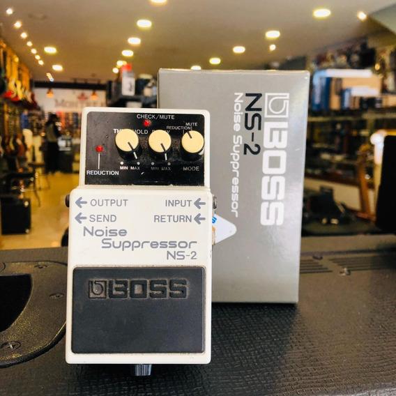 Pedal Boss Noise Supressor Ns-2 Ótimo Estado!