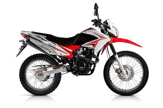 Moto Enduro Brava Elektra 150 0km