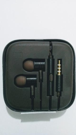 Fone De Ouvido Estereo Intra Auricular Com Microfone Collors