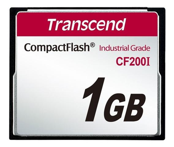 Compact Flashtranscend 1gb Ts1gcf200i 200x Industrial Grade