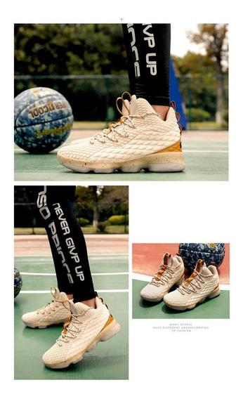 Tenis Basquete Cano Alto