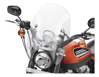 Para-brisa / Bolha Destacável Genuína Harley Davidson Xr1200