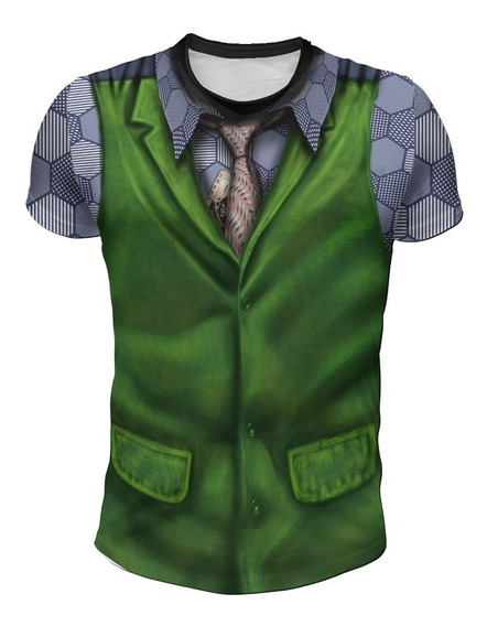 Remera Joker Wason Heath Ledger Traje Full Print
