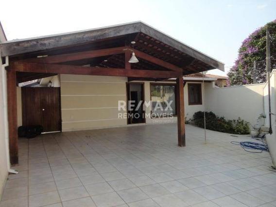 Casa Residencial À Venda, Vila Santana, Valinhos. - Ca6309
