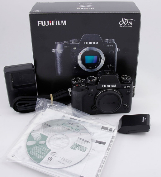 Camara Fujifilm X T1 Body