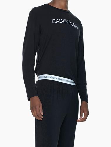 Imagem 1 de 6 de Pijama De Inverno Calvin Klein Original