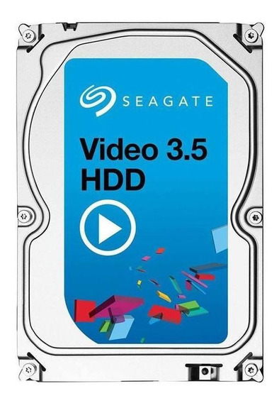 Disco rígido interno Seagate Video 3.5 HDD ST3500414CS 500GB