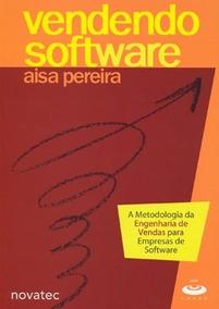 Livro Vendendo Software Novatec Editora