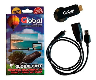 Receptor Hdmi Streaming Global Cast Tv Hdmi Wifi Android