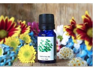 Esencia Aromatica Difusor Ultrasonico 100% Aceite Natural