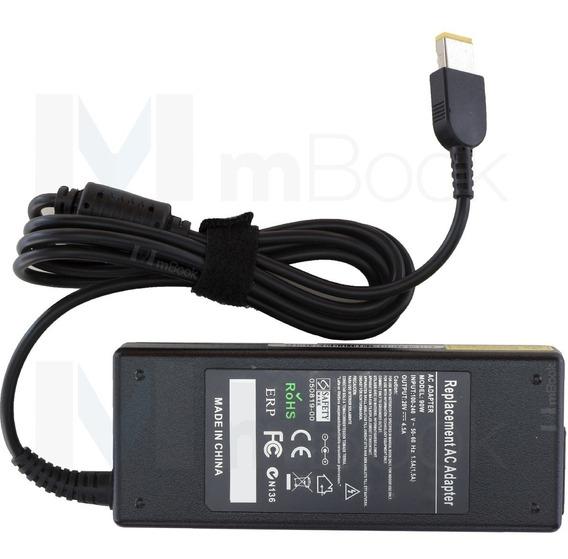 Fonte Carregador P/ Lenovo Ideapad G400s 20v 4,5a 90w