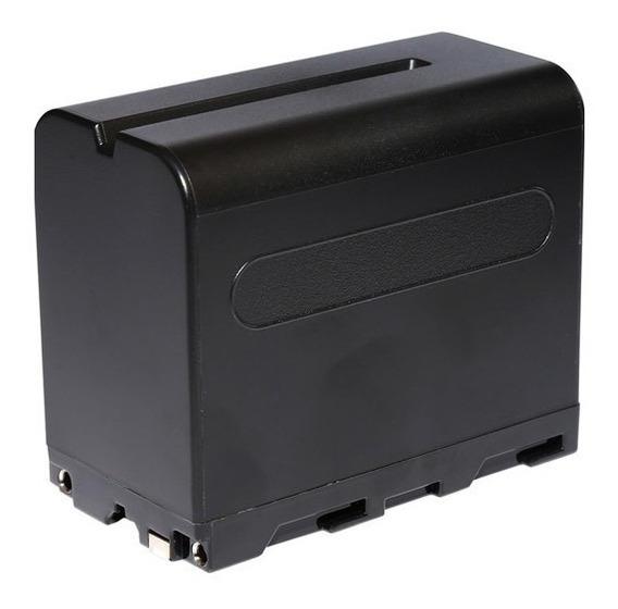 F970 Bateria Np-f960 7200 Mah Sungun Yn360 600 Yn300 Monitor