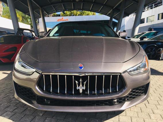 Maserati Ghibli 3.0 S Q4 At 2018