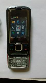 Nokia Azul/vermelho 7610s Operadora Claro Usado
