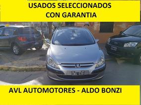 Peugeot 307 2.0 Xt Premium $80000 Y Cuotas Fijas