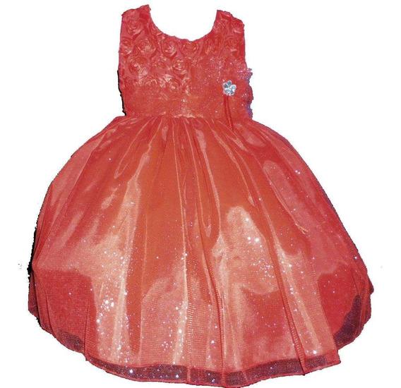 Vestidos Para Nina Esponjados Ropa Bolsas Y Calzado En