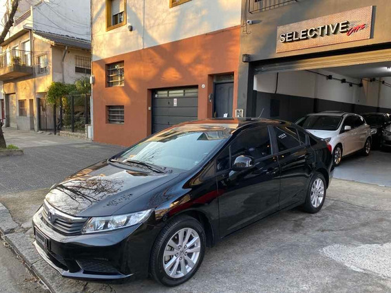 Honda Civic 1.8 Lxs Mt 140cv 2012