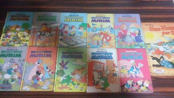Livro Escoteiro Mirim Colorido Disney