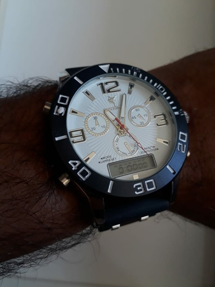 Kit C/03 Relógio Masculino Barato Digital Analógico Atacado
