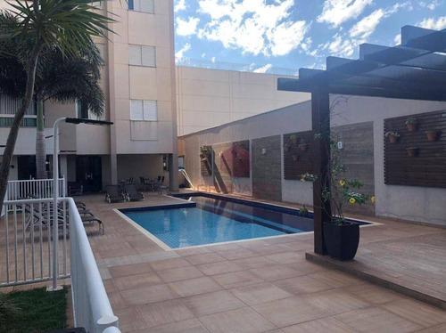 Imagem 1 de 26 de Apartamento Com 3 Dormitórios À Venda, 77 M² Por R$ 430.000,00 - Jardim Leblon - Maringá/pr - Ap0414