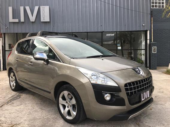 Peugeot 3008 Premium Plus 156cv Año 2011 - Liv Motors