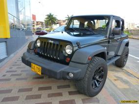Jeep Wrangler Sport Mt 3800cc Lona 2p