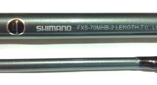 Caña Pescar Shimano Fxs 702 Med Heavy
