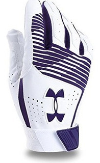 Guanteletas Under Armour Clean Up Beis/soft Bco/morado Xl