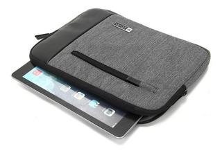 Funda Tablet Y Netbook 10 Zom Anti Rayas Bolsillo Cierre S10