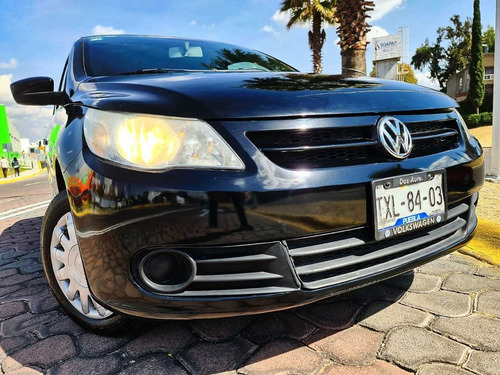 Volkswagen Gol 1.6 Trendline Mt 4 P 2012